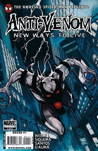Comic completo Anti-venom new ways to live