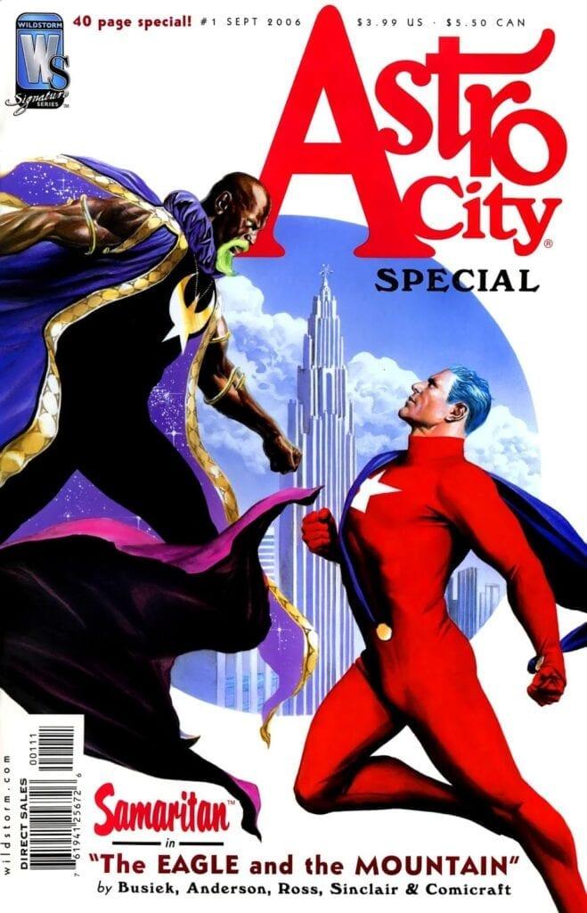Descargar Astro City Especiales comic
