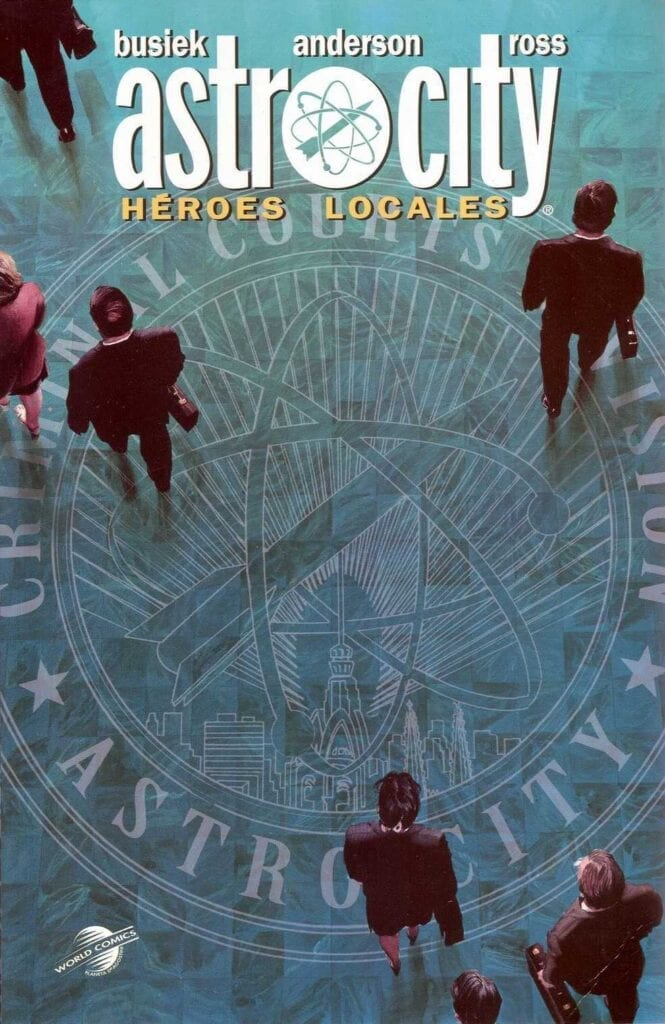 Descargar Astro City Heroes Locales comic