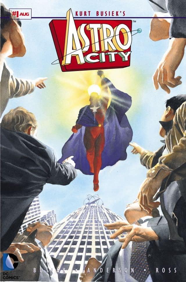 Comic completo Astro City Vol 1
