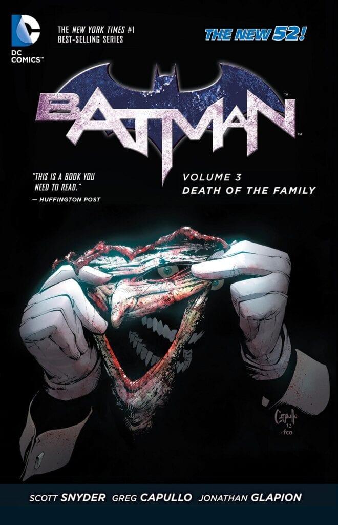 Comic completo Batman: Death of the Family