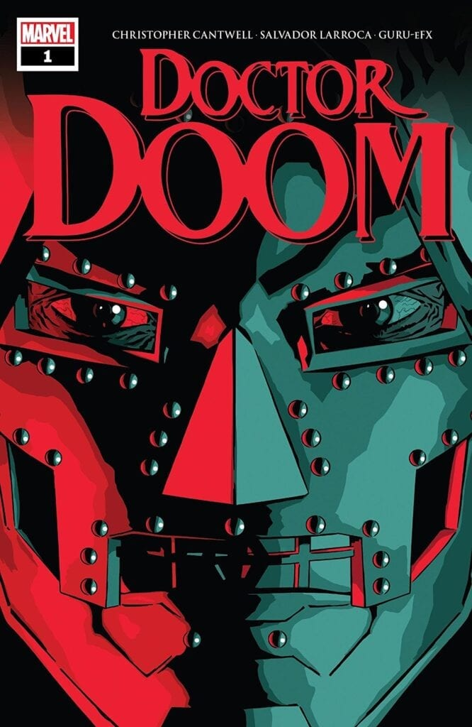 Comic completo DOCTOR DOOM