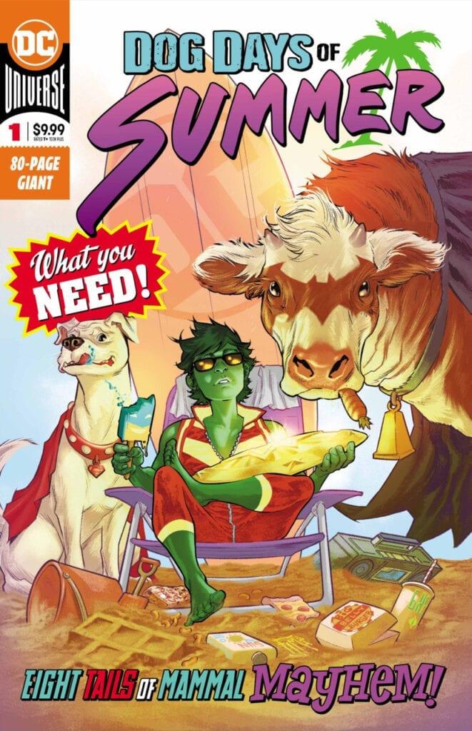 Descargar DOG DAYS OF SUMMER comic