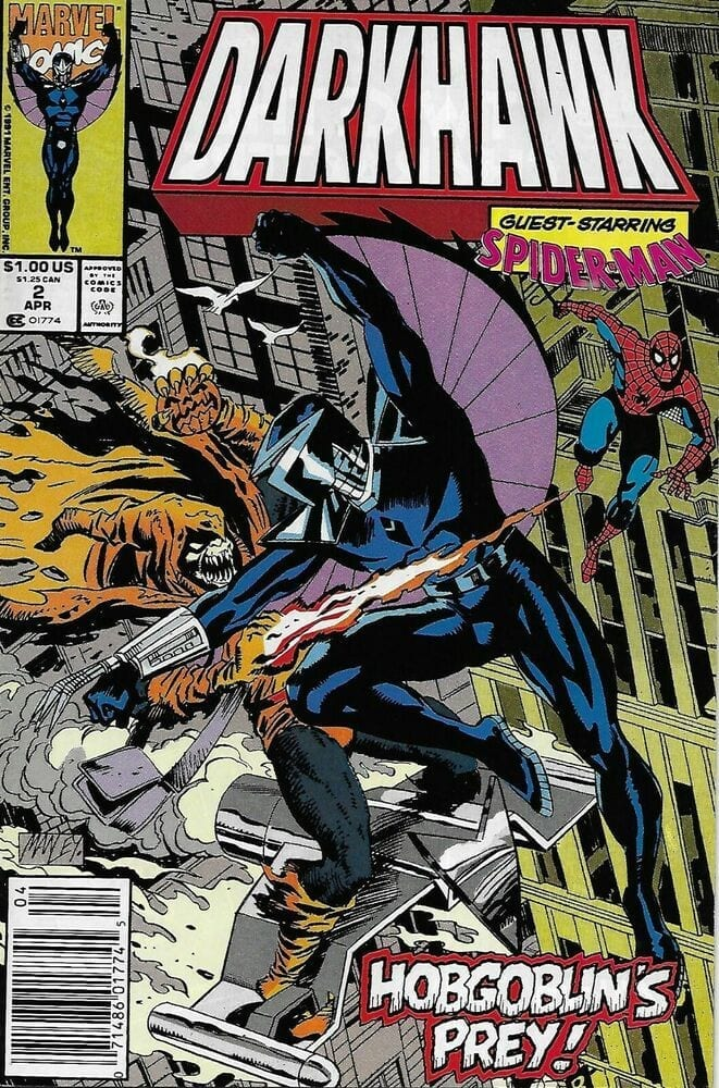 Comic completo DarkHawk