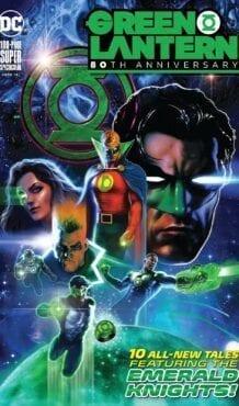 Comic completo GREEN LANTERN 80 ANIVERSARIO