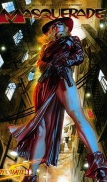 Comic completo Masquerade