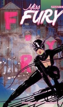 Comic completo Miss Fury Volumen 1