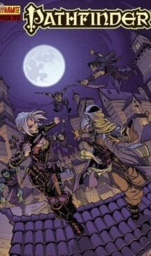 Comic completo Pathfinder especial