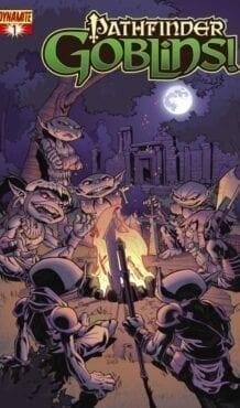 Comic completo Pathfinder Goblins