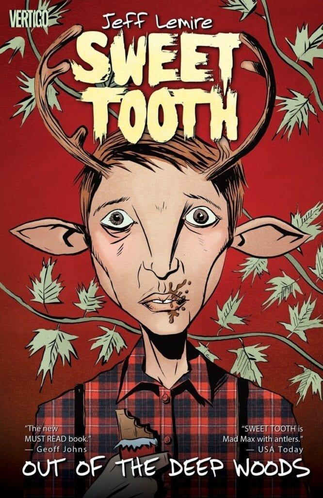 Descargar Sweet Tooth comic