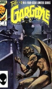 Comic completo The gargoyle
