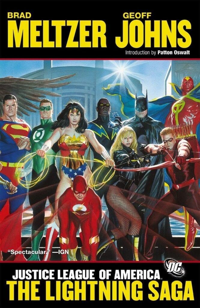 Comic completo The lightning saga
