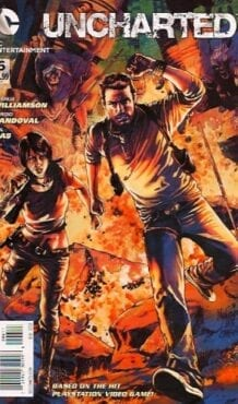 Comic completo Uncharted