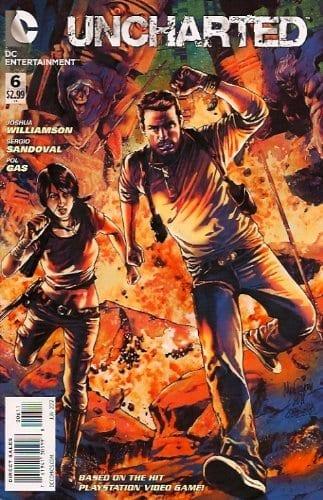 Descargar Uncharted comic