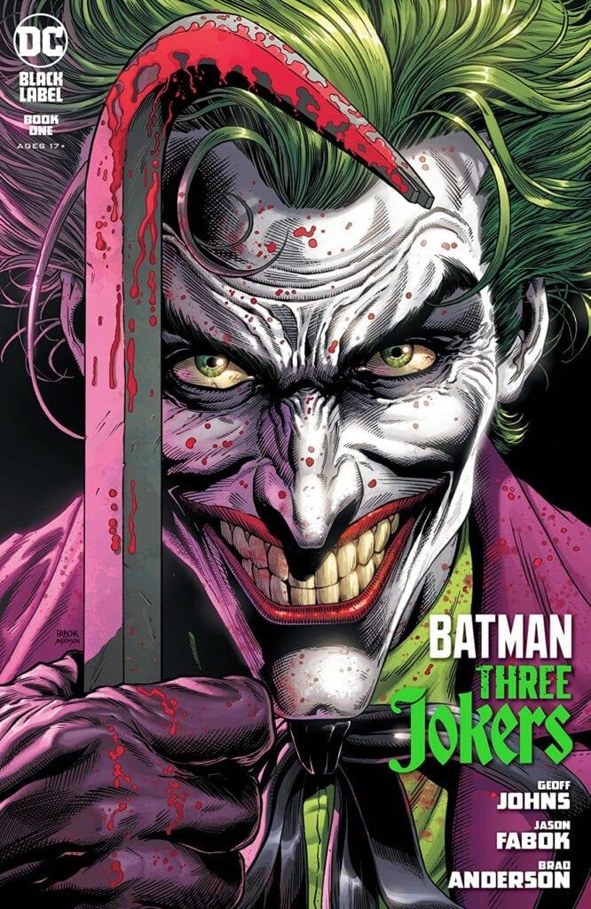 Descargar Batman Three jokers comic