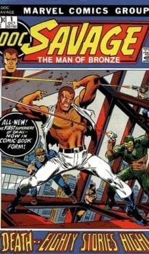 Comic completo Doc Savage Volumen 1