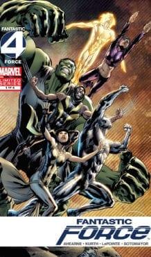 Comic completo Fantastic Force Volumen 2