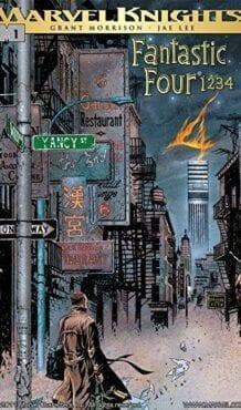 Comic completo Fantastic four: 1234