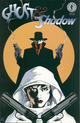Comic completo Ghost and The Shadow