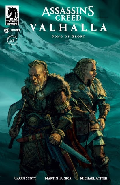 Comic en emision Assassins Creed Valhalla Song of Glory
