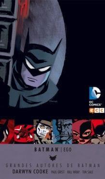 Comic completo Batman Ego