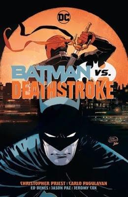 Descargar Batman Vs Deathstroke comic