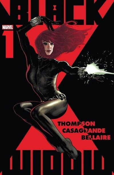 Descargar Black Widow Volumen 8 comic