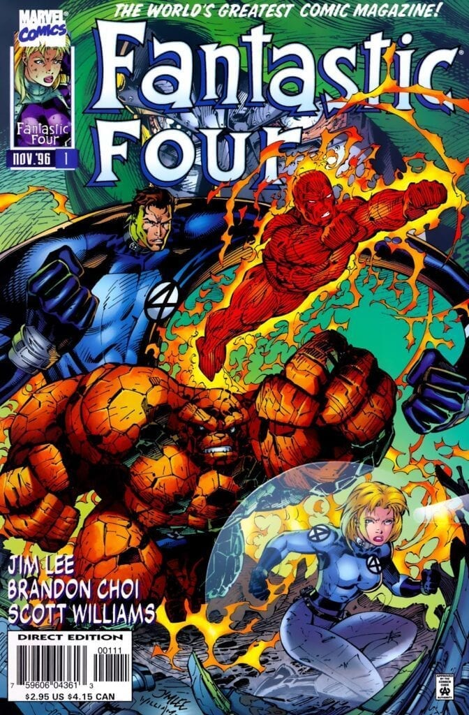 Comic completo Fantastic Four Volumen 2