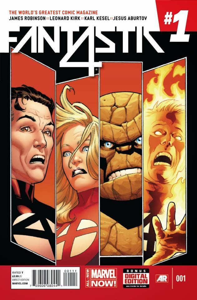 Comic completo Fantastic Four Volumen 5