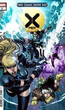 Comic completo Free Comic Book Day - X-Men & Dark Ages