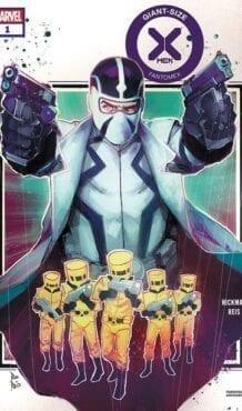 Comic completo Giant Size X-Men Fantomex
