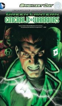 Comic completo Green Lantern Emerald Warriors