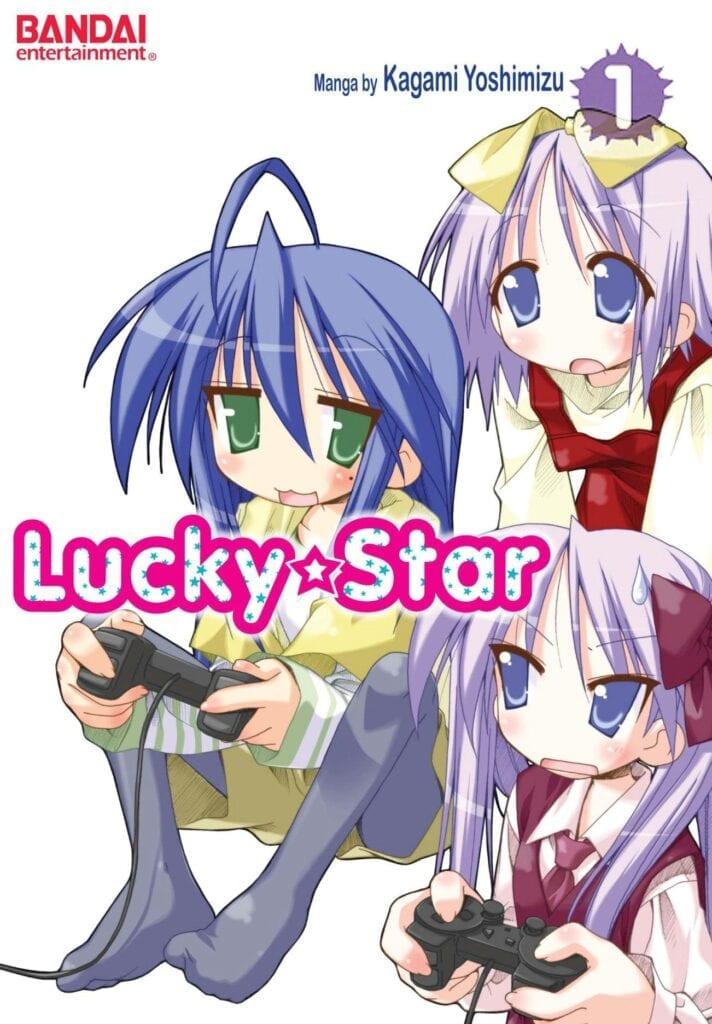 Descargar Lucky Star manga