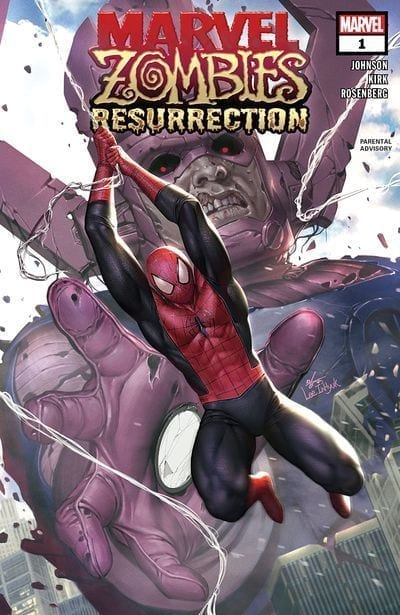 Descargar Marvel Zombies Resurrection Volumen 2 comic