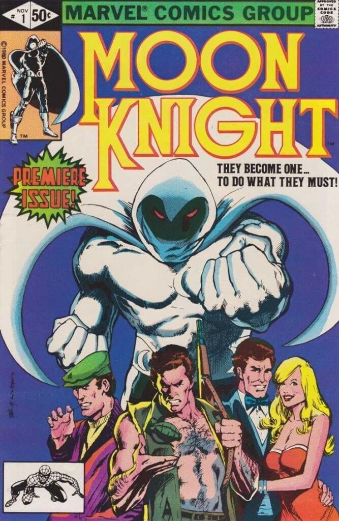 Descargar Moon knight Volumen 1 comic