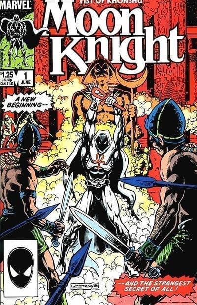 Descargar Moon knight Volumen 2 comic