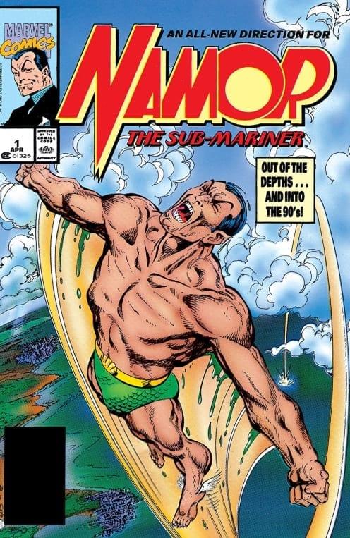 Comic completo Namor the Sub-Mariner Volumen 1