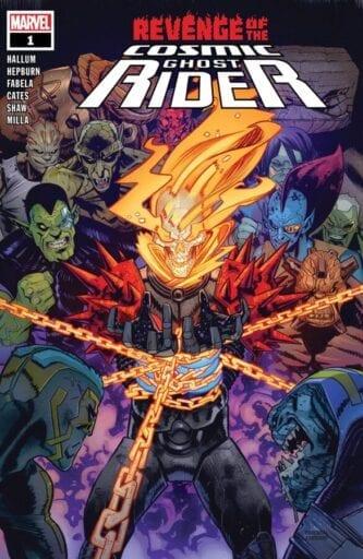 Comic completo Revenge of the Cosmic Ghost Rider Volumen 1