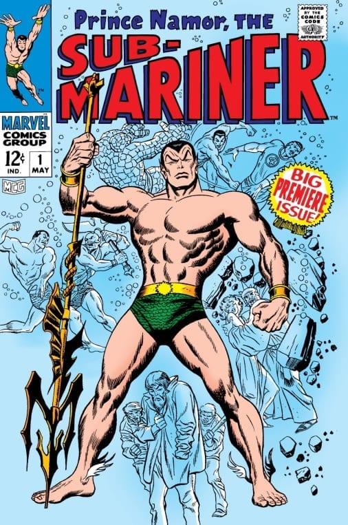 Comic completo Sub-Mariner Volumen 1