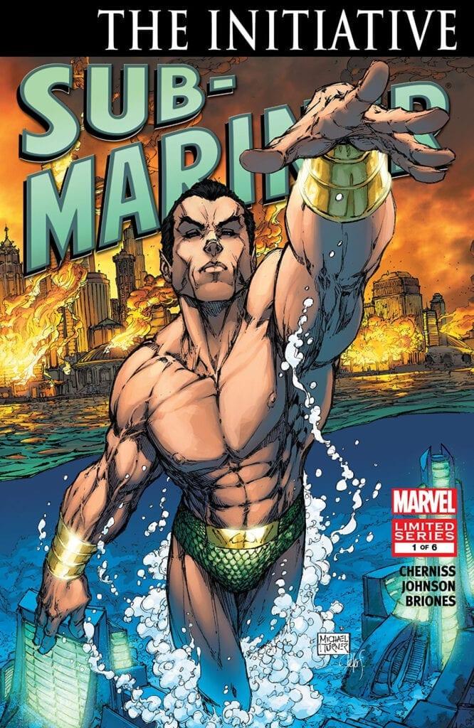 Comic completo Sub-Mariner Volumen 2