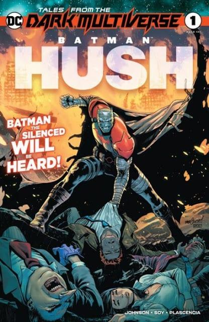 Descargar Tales From The Dark Multiverse Batman Hush comic