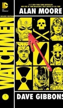 Comic completo Watchmen The Deluxe Edition