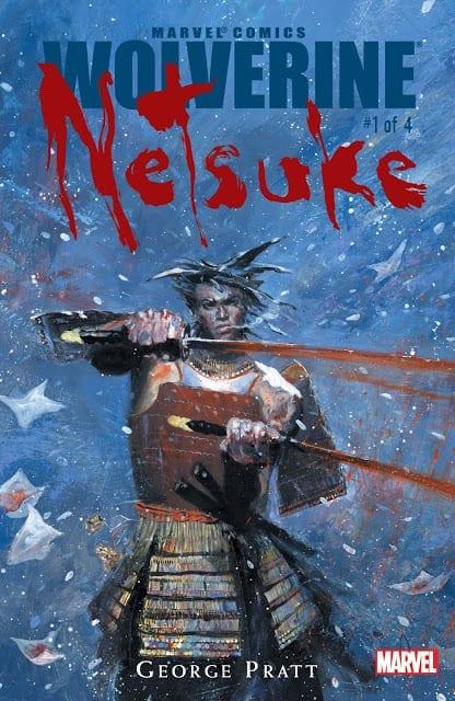 Comic completo Wolverine Netsuke Volumen 1