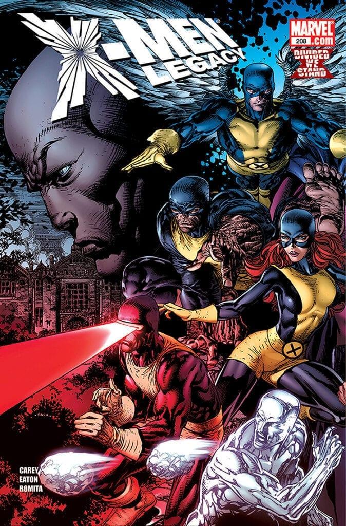 Comic completo X-Men: Legacy Volumen 1