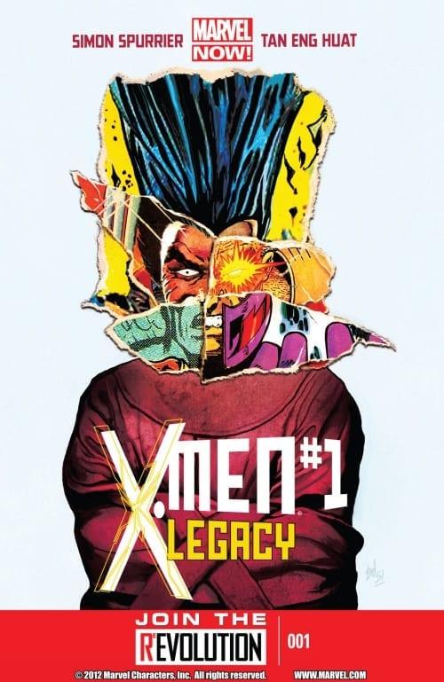 Comic completo X-Men: Legacy Volumen 2