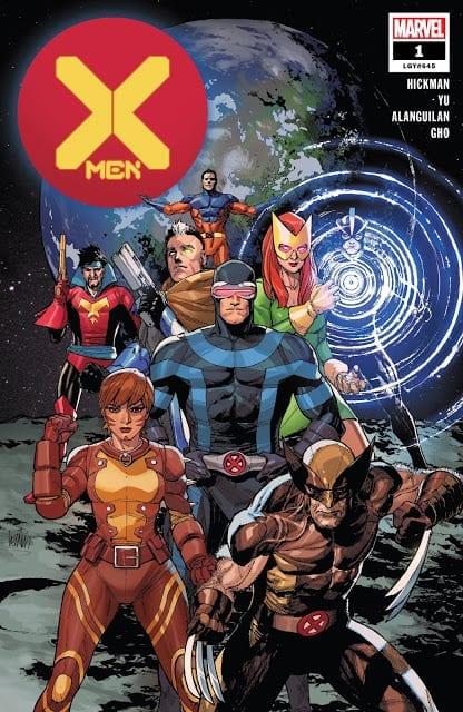 Comic en emision X-Men Volumen 5