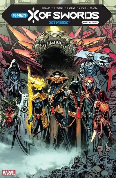 Comic en emision X Of Sword Stasis