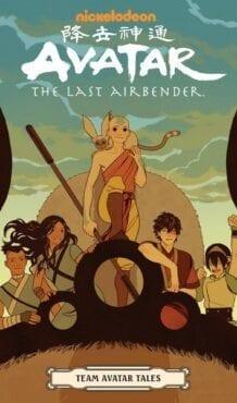 Comic completo Avatar - The Last Airbender - Team Avatar Tales