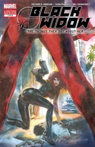 Comic completo Black Widow 2 Volumen 1