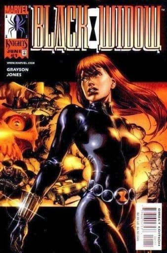 Comic completo Black Widow Volumen 1
